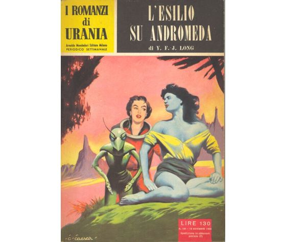 L'esilio su Andromeda(N.104)