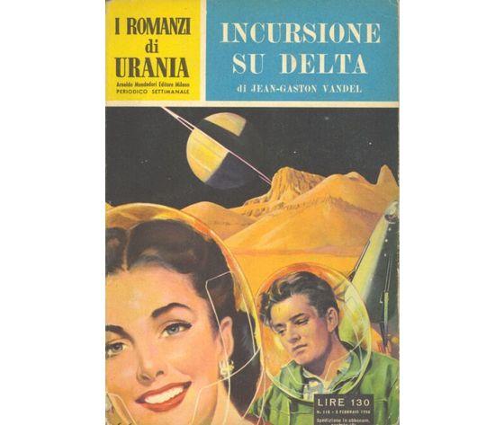 Incursione su Delta (N. 116)