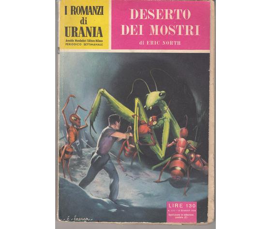 Deserto dei mostri (N.114)