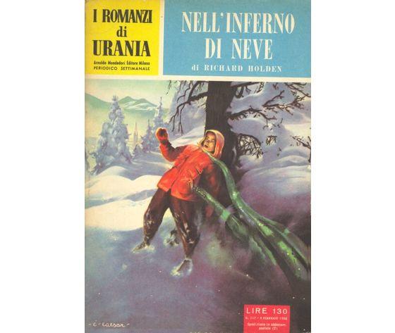 Nell'inferno della neve (N.117)
