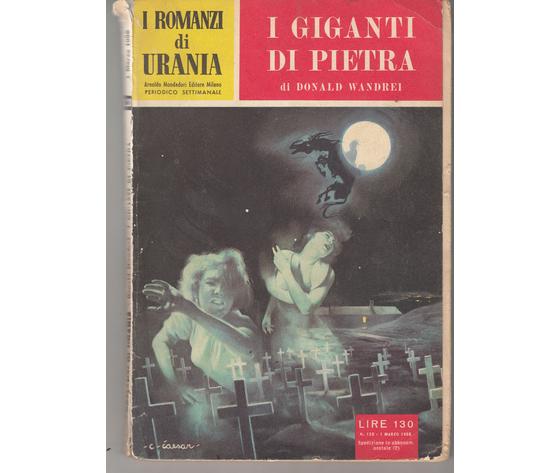 I Giganti di Pietra (N. 120)