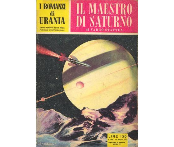 IL Maestro di Saturno (N.126)