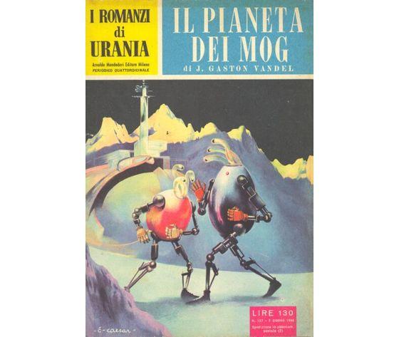 IL Pianeta dei Mog ( N.127)