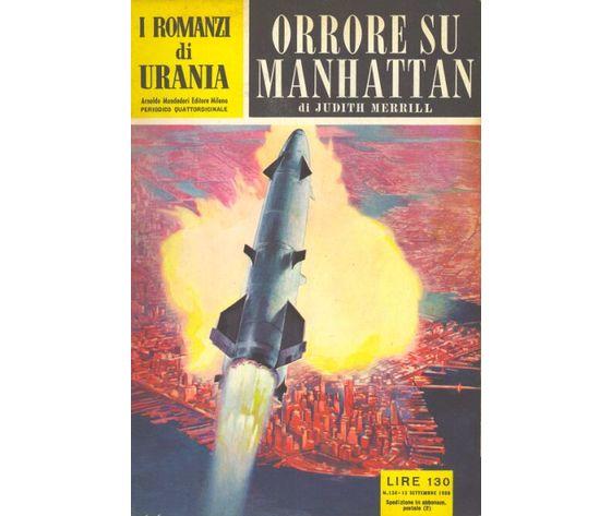 Orrore su Manhattan (N.134)