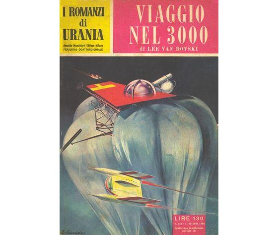 Viaggio nel 3.000 (N. 136)