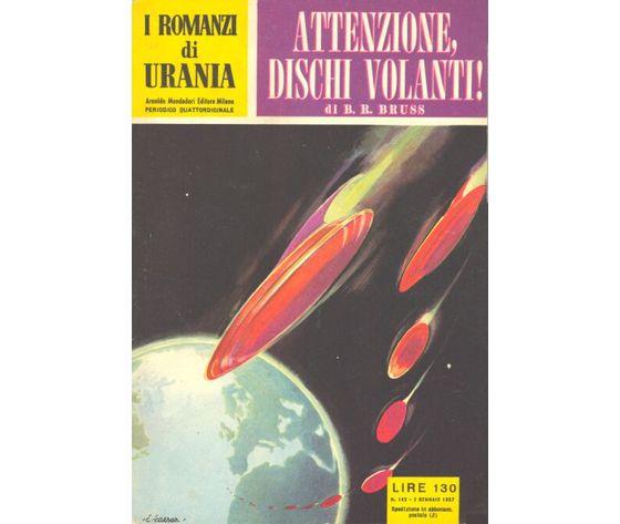 Attenzione,dischi volanti ( N. 142)
