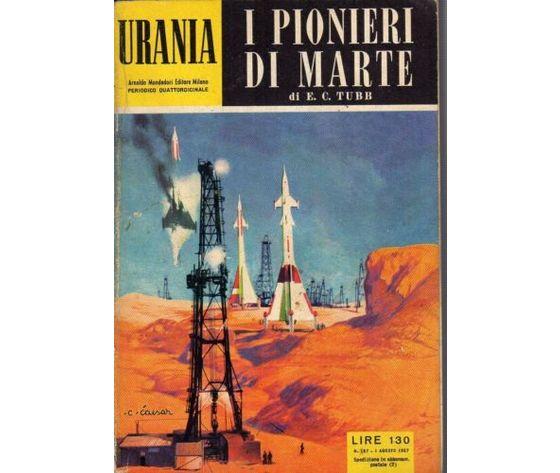 I Pionieri di Marte (N. 157)