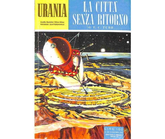 La città senza ritorno ( N. 165)