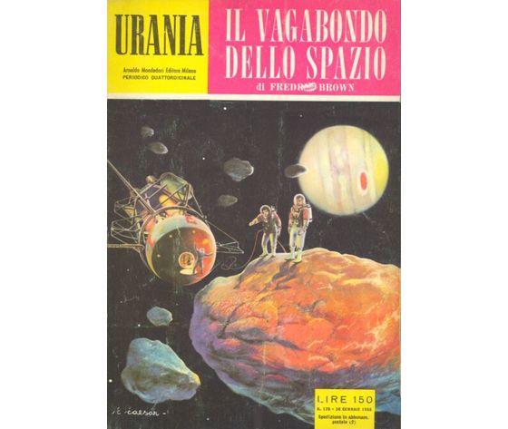 IL Vagabondo dello spazio ( N. 170)