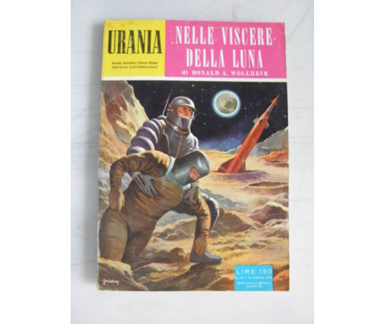 Nelle viscere della luna (N. 171)