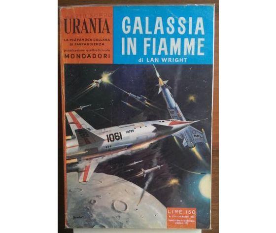 Galassia in fiamme (N.174)