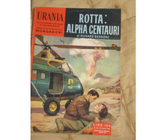 Rotta: Alpha Centauri (N. 176)