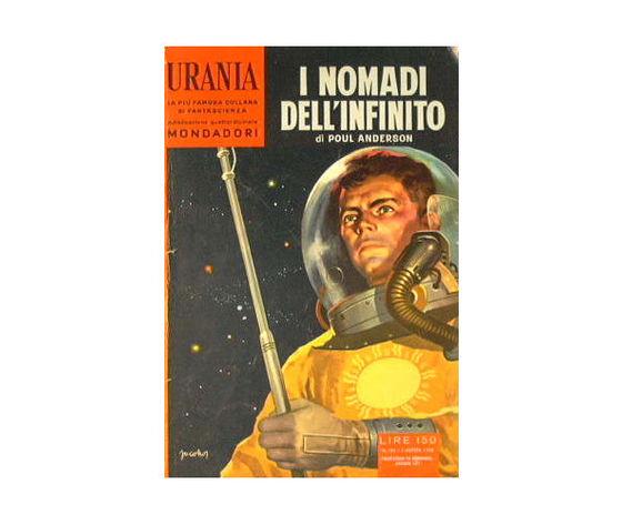 I nomadi dell'infinito (N.183)
