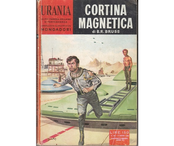 Cortina Magnetica (N. 184)