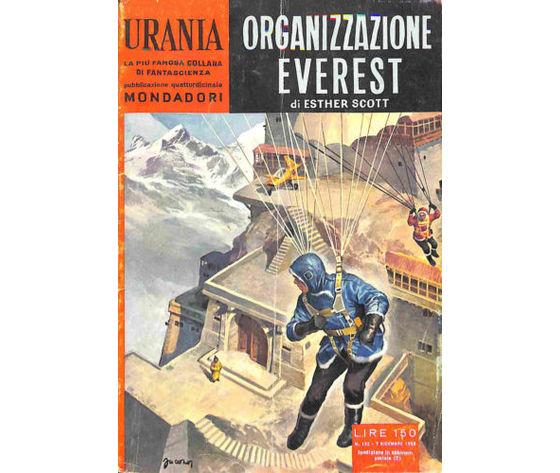 Organizzazione Everest (N.192)