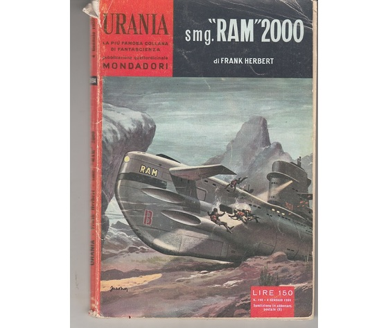 "smg "" RAM"" 2000 (N.194)"