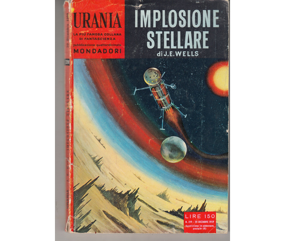 Implosione stellare (N. 219)
