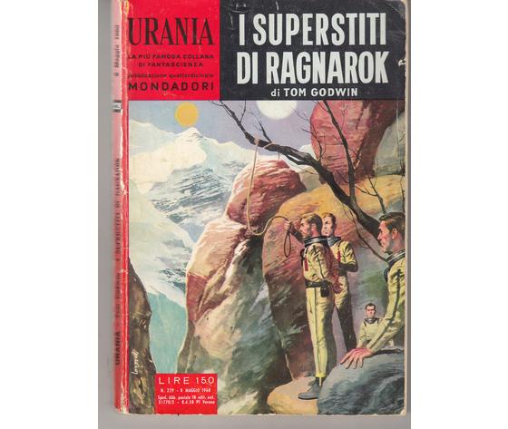 I Superstiti di Ragnarok (N.229)