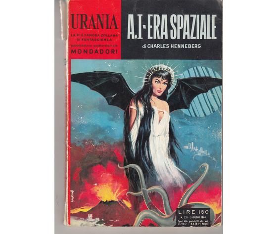 A.I - Era Spaziale ( N. 231)