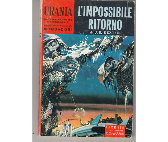 L'impossibile ritorno ( N. 233)
