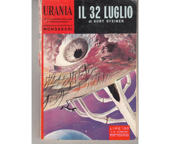 IL 32 Luglio (N. 237)