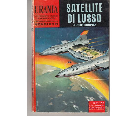 Satellite di Lusso (N. 239)