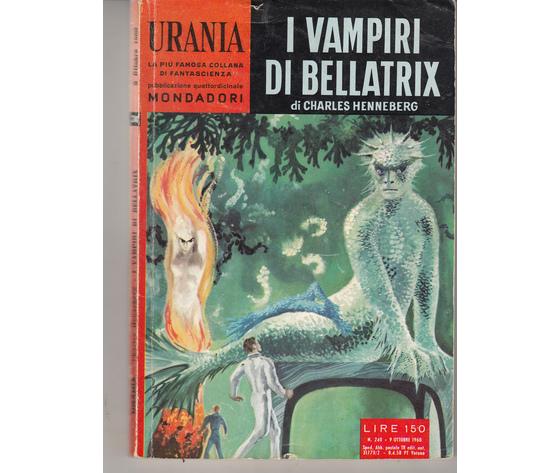 I Vampiri di Bellatrix (N. 240)
