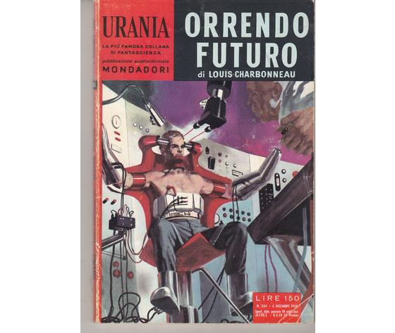 Orrendo futuro ( N. 244)