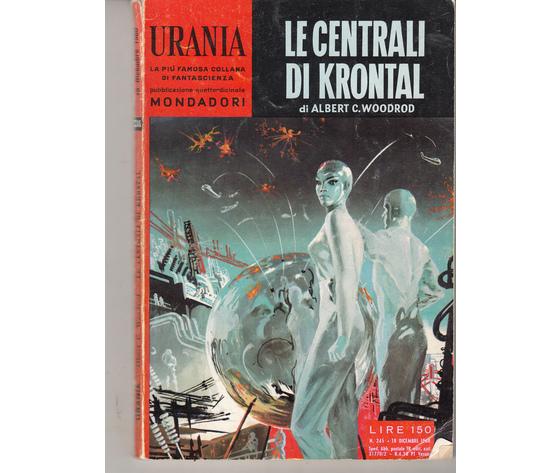 Le centrali di Krontal ( N. 245)