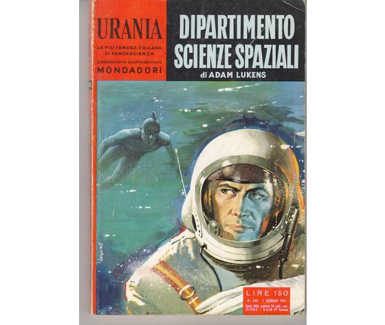 Dipartimento scienze spaziali (N. 246)