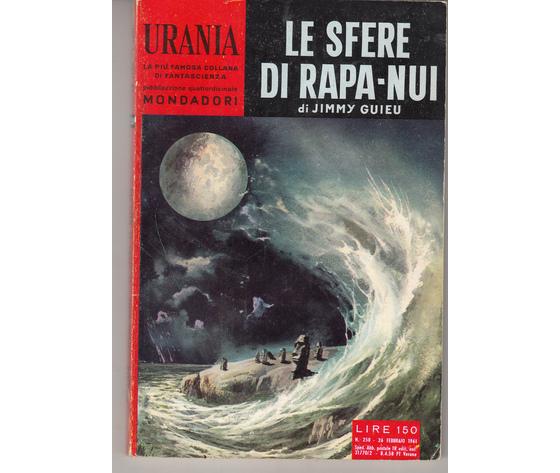 Le sfere di Rapa - (N.250)