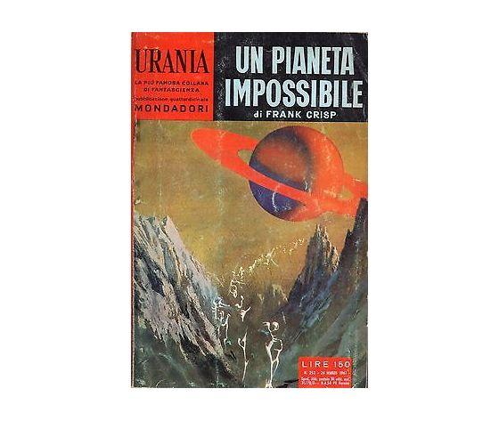 Un pianeta impossibile (N. 252)