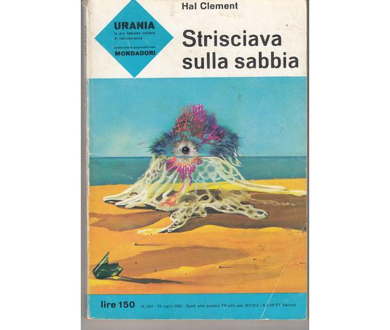 Strisciava sulla sabbia ( N. 287)