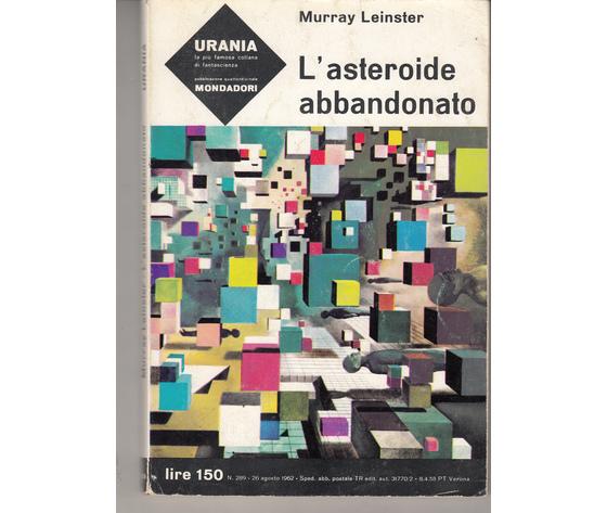 L'asteroide abbandonato (N. 289)