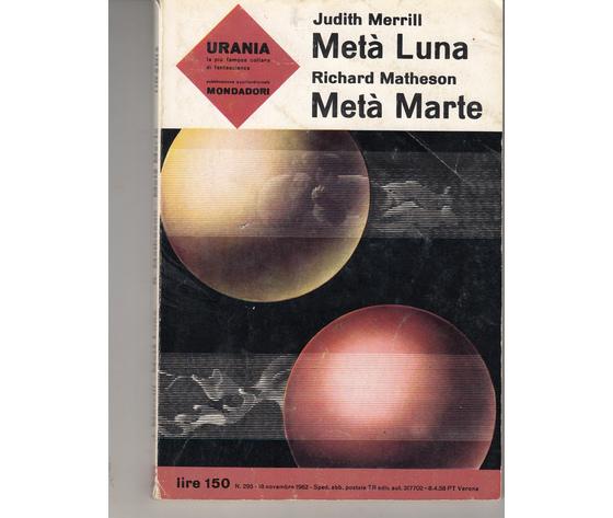 Metà Luna; Metà Marte (N. 295)