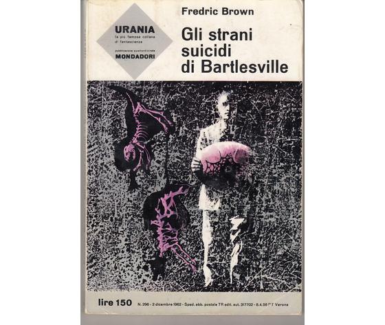 Gli strani suicidi di Bartlesville ( N. 296)
