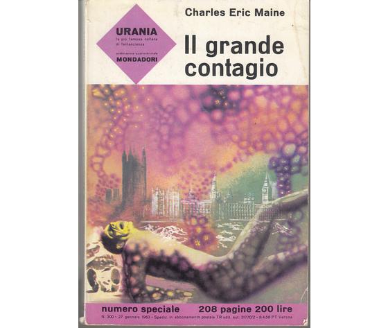 IL Grande contagio (N. 300)