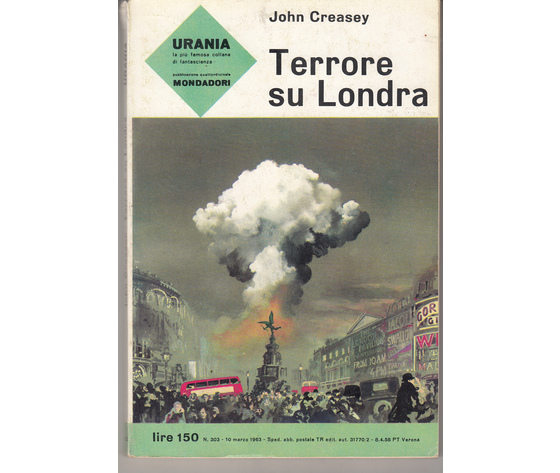 Terrore su Londa (N. 303)