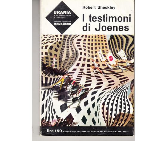 I Testimoni di Joenes (N. 313)