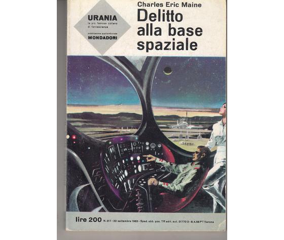 Delitto alla base spaziale ( N. 317)