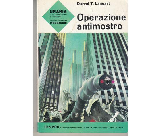 Operazione antimostro (N. 318)