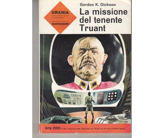La missione del tenente Truant ( N. 326)