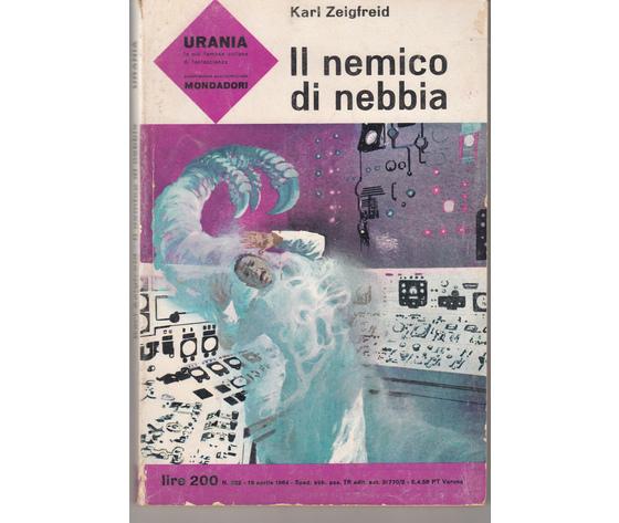 IL Nemico di nebbia ( N. 332)