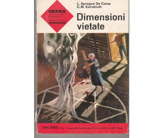 Dimensioni vietate (N. 334)