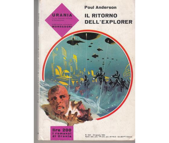IL Ritorno dell'Explorer ( N. 345)