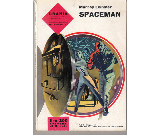 Spaceman (N. 347)