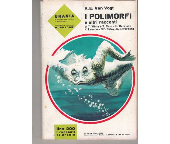 I Polimorfi e altri racconti (N. 352)