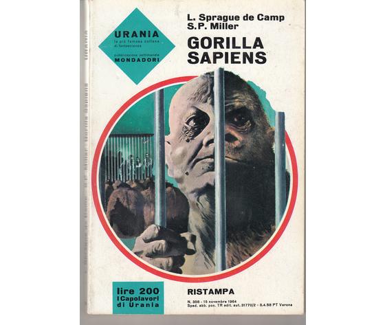 Gorilla Sapiens (N. 358)