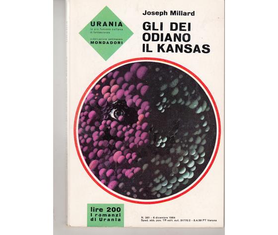 Gli dei odiano il Kansas ( N. 361)