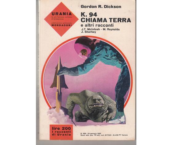 K. 94 Chiama Terra e altri racconti (N. 368)